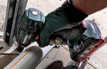 Metabo Impact Wrenches