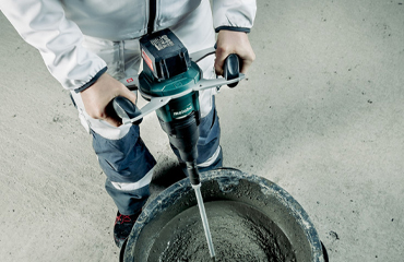 Metabo Paddle Mixers
