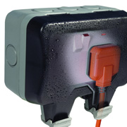 Outdoor Sockets & Switches