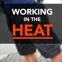 Working in the Heat