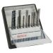 Bosch 2607010542 10 Piece Robust Line Jigsaw Blade Set - Wood And Metal_Alt_Image_1