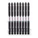 Bosch 2608522348 Bosch PZ/PH 110mm Double Ended Impact Screwdriver Bits - Pack of 8_Alt_Image_1