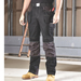 CAT 1810002 Skilled Ops Work Trouser - Black/Graphite_Alt_Image_4