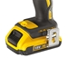 Dewalt DCD795D1S1 18v XR Brushless Combi Drill with 1 x 1.5Ah + 1 x 2Ah Batteries, Charger and Case_Alt_Image_2