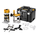 """Dewalt DCW604NT-XJ 18V XR Brushless ¼"""" Router With Fixed & Plunge Bases_Alt_Image_2"""