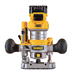 """Dewalt DCW604NT-XJ 18V XR Brushless ¼"""" Router With Fixed & Plunge Bases_Alt_Image_3"""