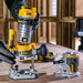"""Dewalt DCW604NT-XJ 18V XR Brushless ¼"""" Router With Fixed & Plunge Bases_Alt_Image_4"""