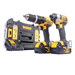 Dewalt DCZ285M2T 18v 2 Piece Kit With 2x 4.0Ah Batteries_Alt_Image_1