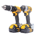 Dewalt DCZ285M2T 18v 2 Piece Kit With 2x 4.0Ah Batteries_Alt_Image_2