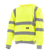 Dickies DICSA22090 Dickies Hi-Vis Hooded Sweatshirt_Alt_Image_1