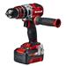 Einhell 18V Brushless Twin Pack Einhell 18V Brushless Twin Pack 2 Piece Impact Driver & Drill with 2x Batteries, Case Charger_Alt_Image_1