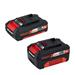 Einhell 18V Brushless Twin Pack Einhell 18V Brushless Twin Pack 2 Piece Impact Driver & Drill with 2x Batteries, Case Charger_Alt_Image_3