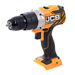 JCB 18BLCD 18v Brushless Combi with 1 x 2Ah + 1 x 4Ah Batteries, Charger and Case_Alt_Image_1