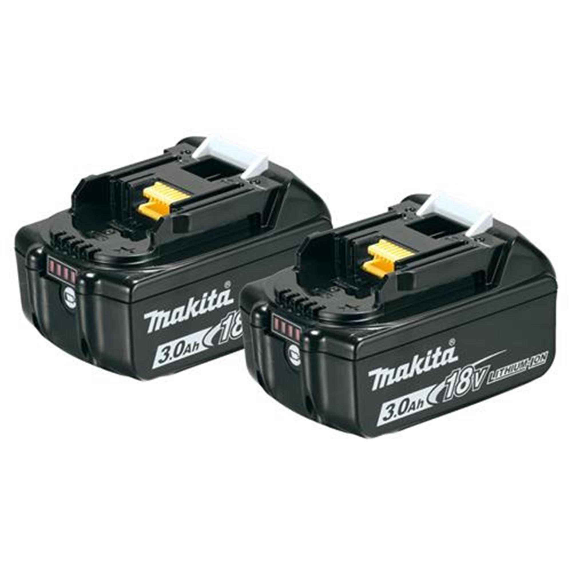 Makita DHP482RJ 18v Li-ion LXT Combi Drill with 2 x 3Ah Batteries, Charger and Case_Alt_Image_2