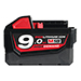 Milwaukee M18B9 Milwaukee 18v Li-ion 9.0Ah Battery_Alt_Image_1