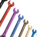 Sealey AK63913 Sealey Combination Ratchet Spanner Set 12pc Multi-Coloured Metric_Alt_Image_3