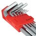 Sealey AK7140 Sealey Ball-End Hex Key Set 9pc Extra-Long Metric_Alt_Image_1