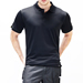 Snickers 27110400 Snickers AVS Polo Shirt (Black)_Alt_Image_1