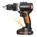 Worx WX373 20v MAX Brushless Combi Drill with 2 x 2Ah Batteries, Charger and Case_Alt_Image_1