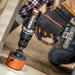 Worx WX373 20v MAX Brushless Combi Drill with 2 x 2Ah Batteries, Charger and Case_Alt_Image_3