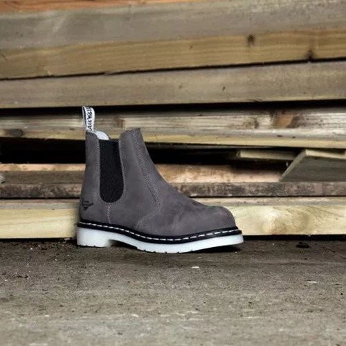 vast selection big clearance sale low price sale Dr Martens,ARBARCHELSEA,Arbor Chelsea Safety Boot - Grey