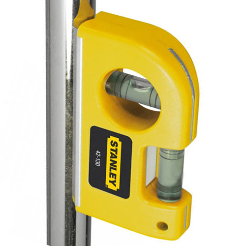 Stanley Tools Magnetic Horizontal Vertical Pocket Level STA042130