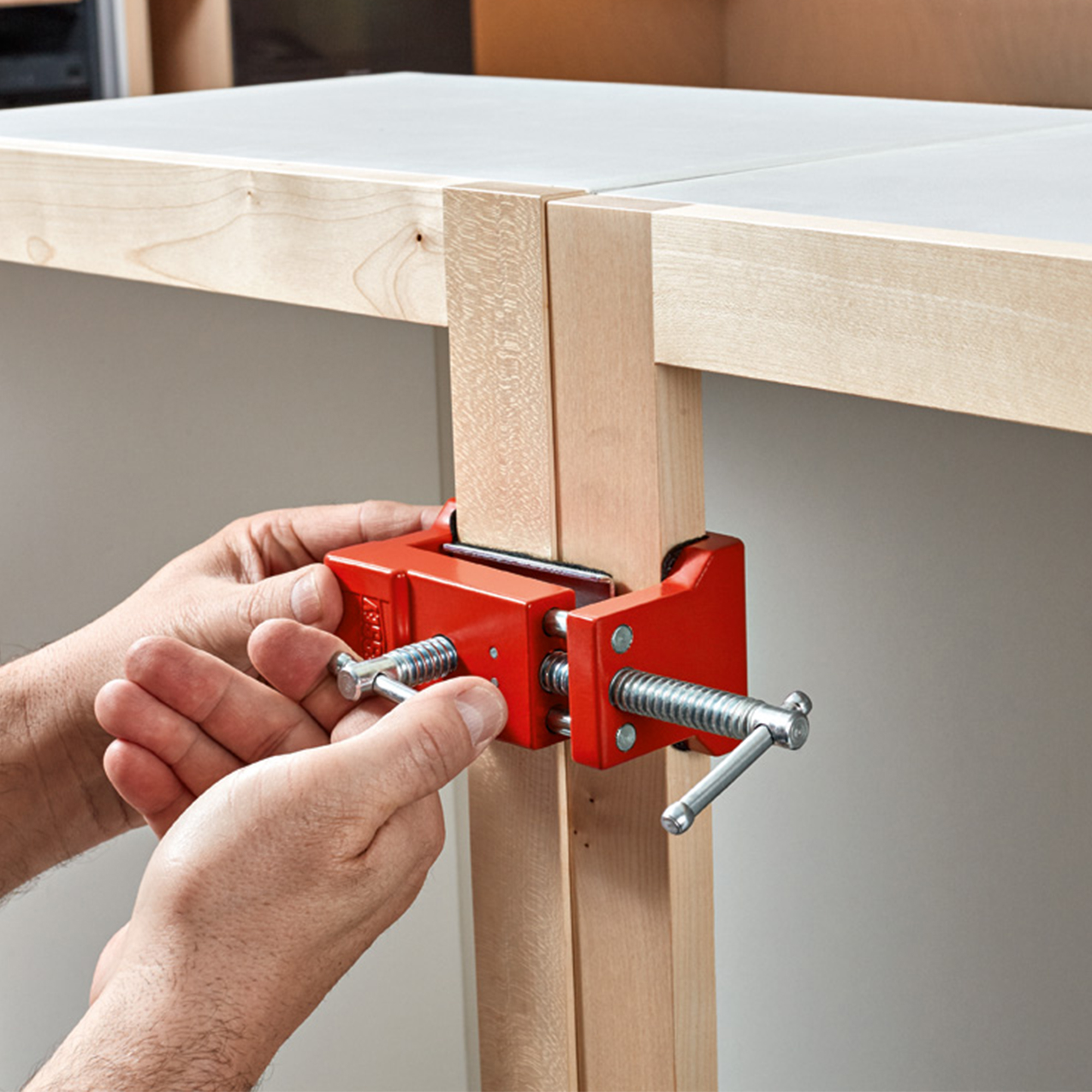 Bessey FRZ12 | Front Frame Clamp - Pack of 2