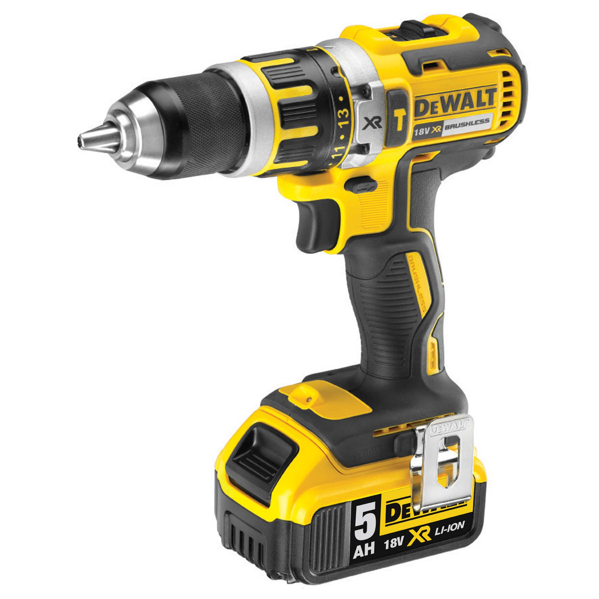 dewalt dcd795p1 dewalt 18v xr li ionbrushless hammer drill driver. Black Bedroom Furniture Sets. Home Design Ideas