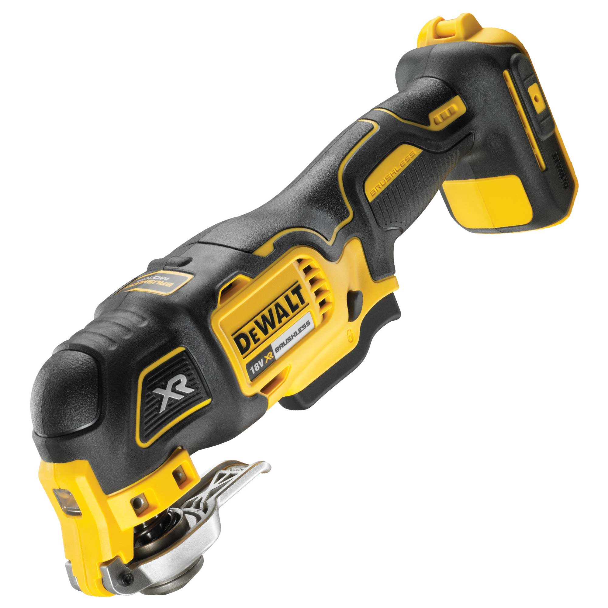 dewalt dcs355pk 18v xr li ion brushless oscillating multi tool. Black Bedroom Furniture Sets. Home Design Ideas