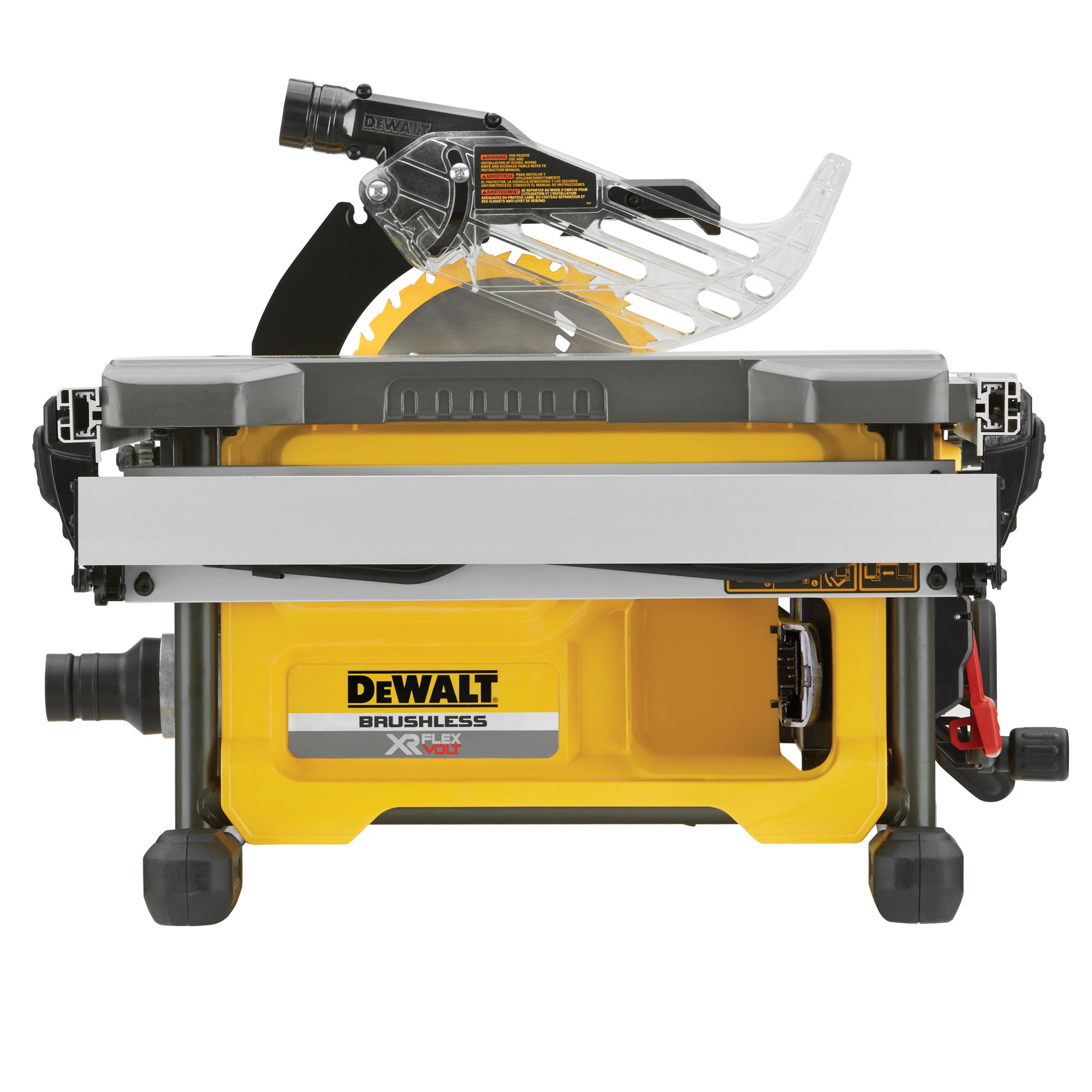 stand mpn with scissor dewalt table site saw job
