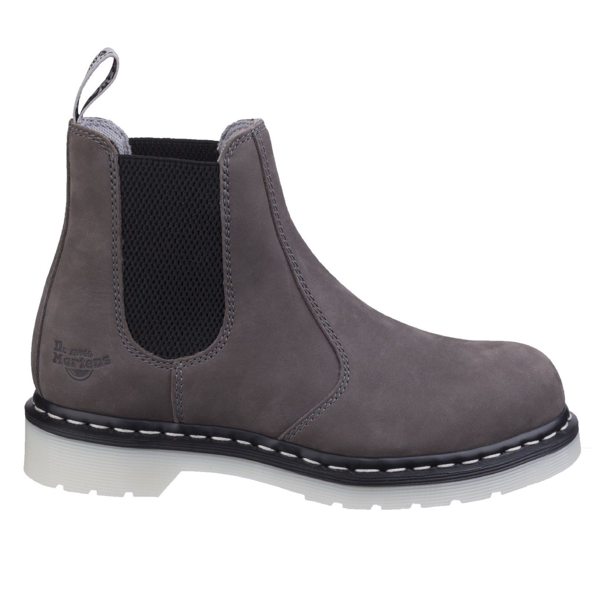 2bc6cfa4483 Dr Martens,ARBARCHELSEA,Arbor Chelsea Safety Boot - Grey