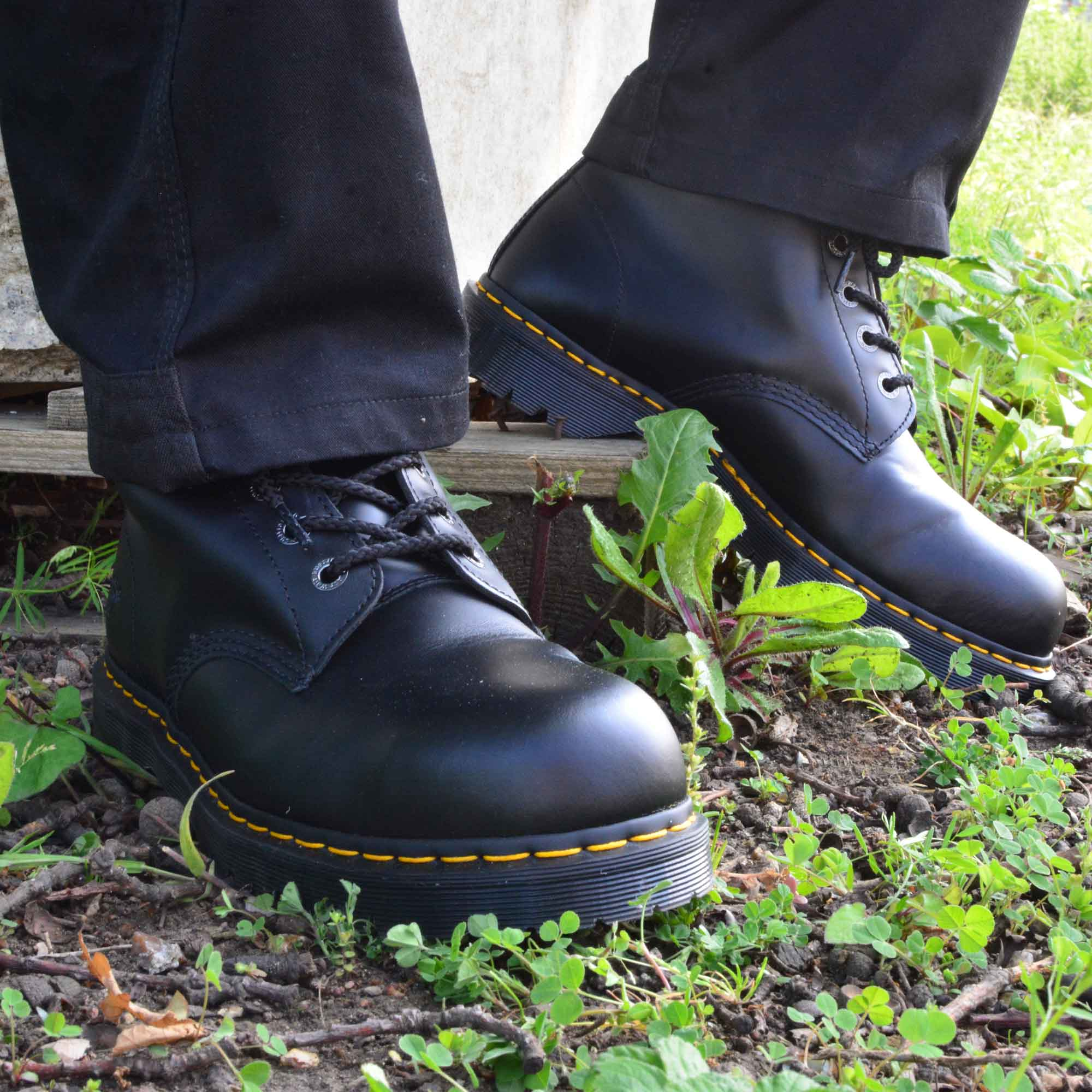 de6f125ebb9 Dr Martens,FS64,ICON Safety Boots - Black