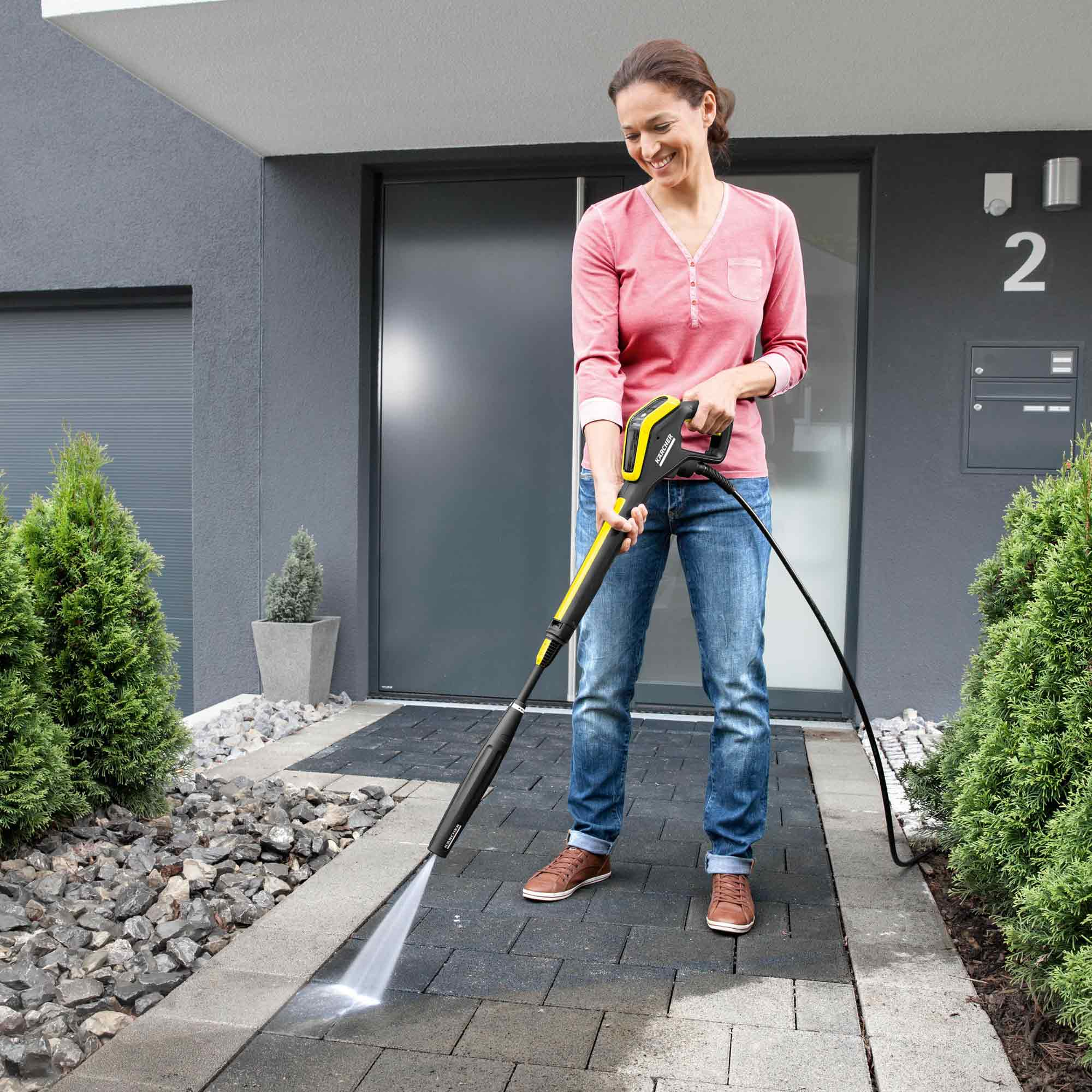 Karcher 13171360 Karcher K7 Premium Full Control Plus Home