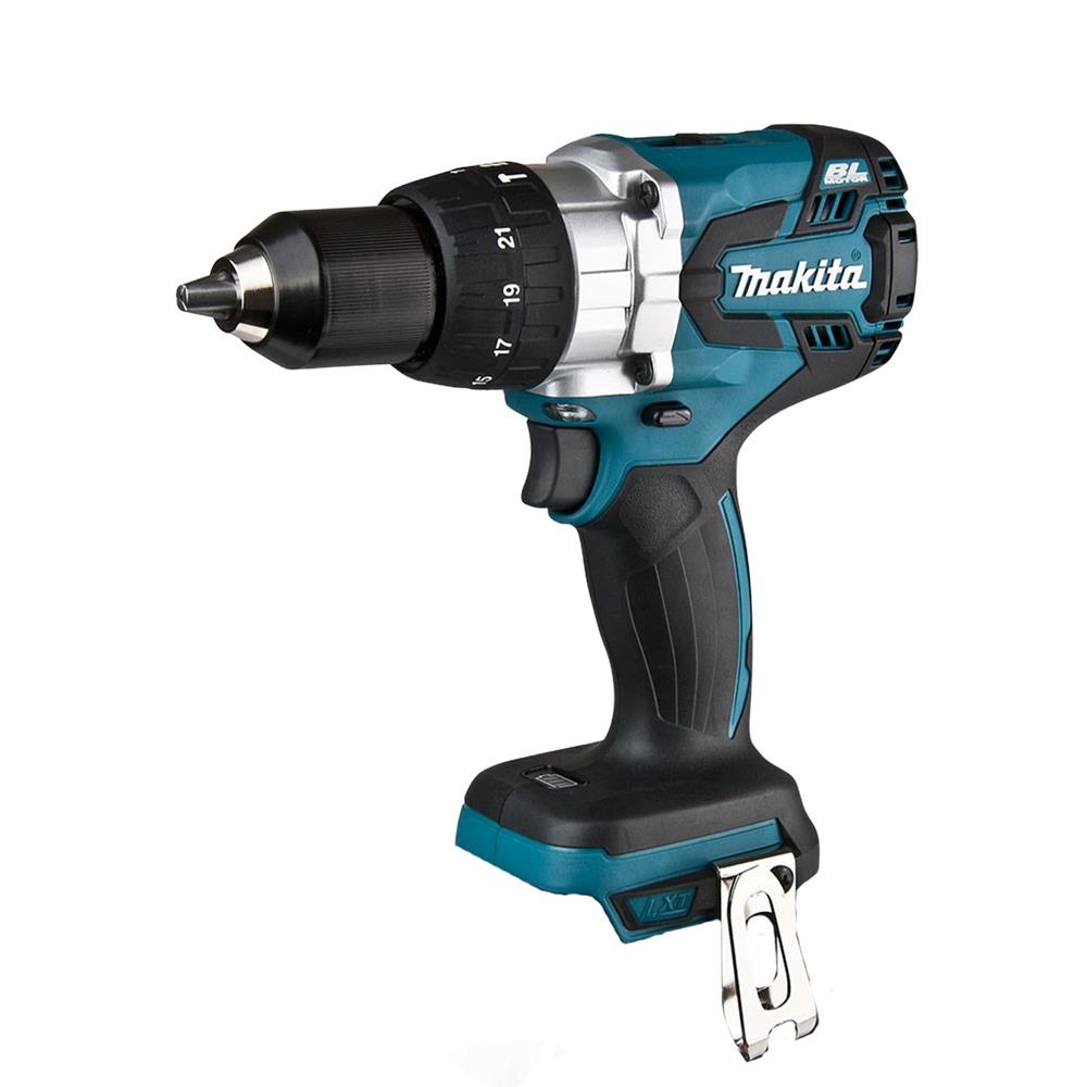 makita dhp481rtj makita 18v li ion brushless hammer drill driver. Black Bedroom Furniture Sets. Home Design Ideas
