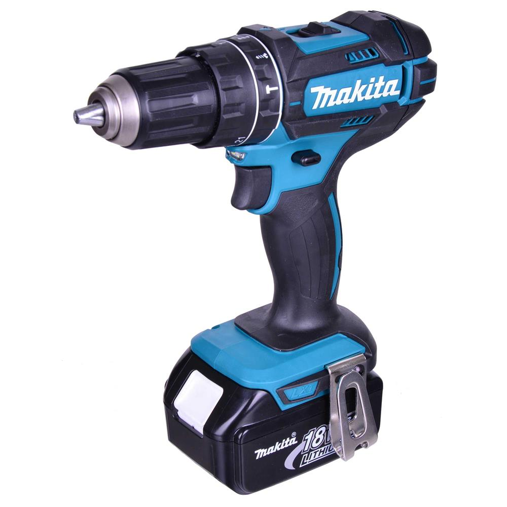 makita dhp482rj makita 18v li ion lxt hammer drill driver. Black Bedroom Furniture Sets. Home Design Ideas