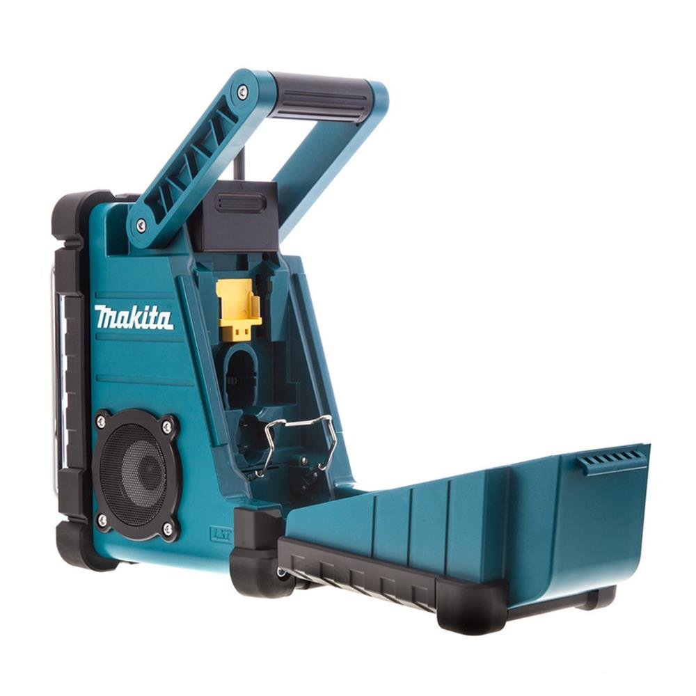 makita dmr108 jobsite radio with bluetooth. Black Bedroom Furniture Sets. Home Design Ideas