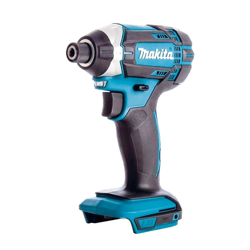 makita dtd152rmj 18v lxt impact driver with 2 x 4ah batteries charger and case