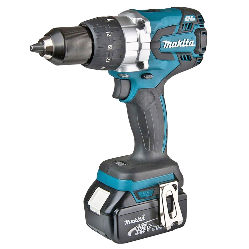 makita topkit6bj makita 18v 6 piece fully brushless kit. Black Bedroom Furniture Sets. Home Design Ideas