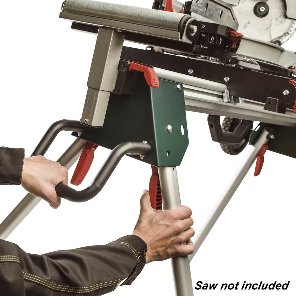 dewalt miter saw stand manual