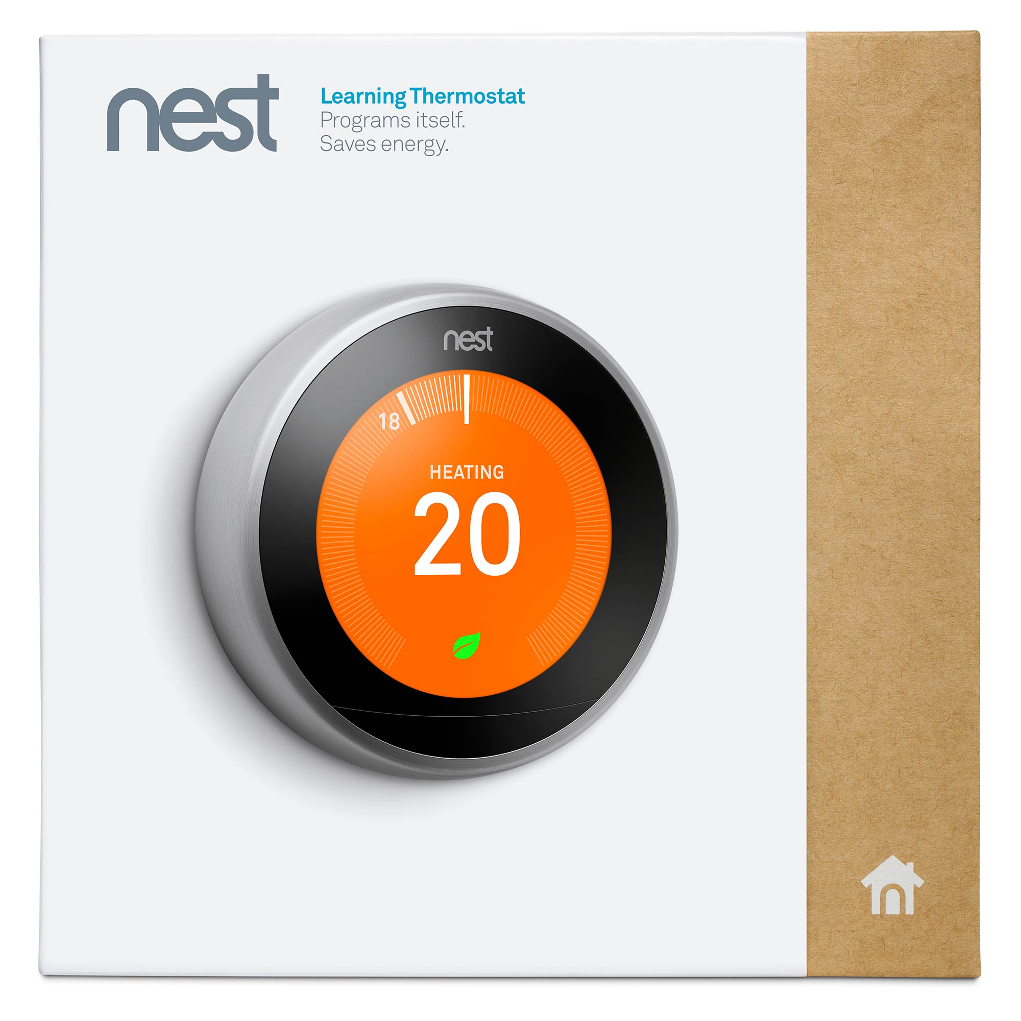 Nest t3010gb nest learning thermostat 3rd generation - Nest learning thermostat ...