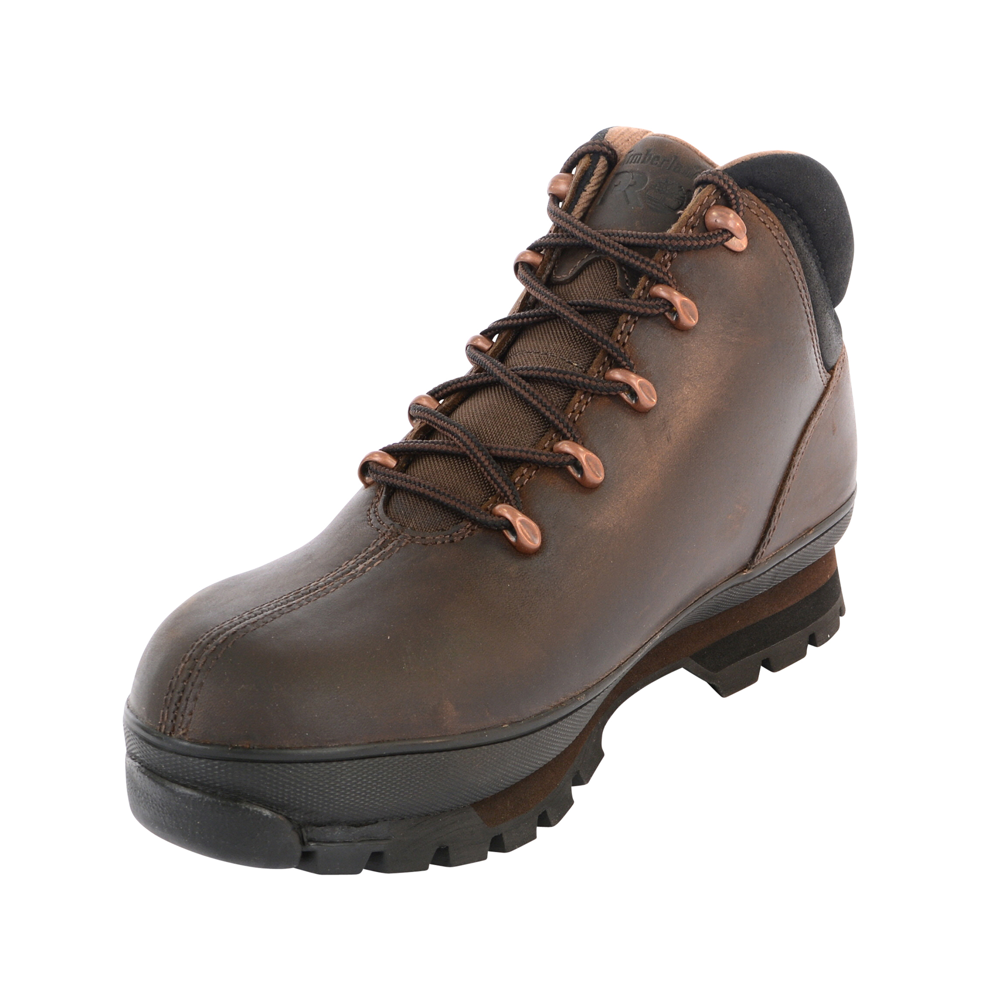 ... Timberland Pro 6201043 Pro Split Rock Safety Boots - Brown Alt Image 1  ... 30a3ddfdeb75
