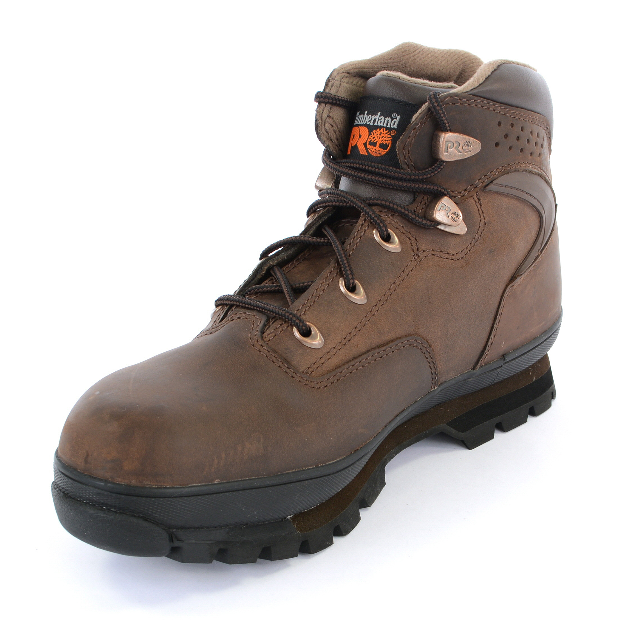 3d7316144fe Timberland Pro,6201065,Euro Hiker Safety Boots - Brown