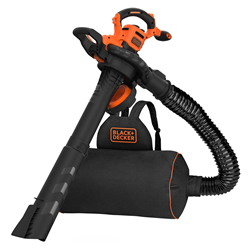 Black & Decker BEBLV300 3000W Blower Vac With BackPack