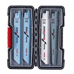 Bosch 20 Piece Wood & Metal Reciprocating Blade Pack