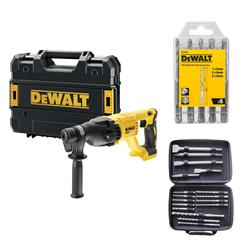 Dewalt  18V XR SDS+ Drill & SDS Bits Box Bundle