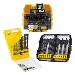 Dewalt  48 Piece Drill and Screwdriver Bit Set Box Bundle