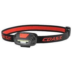 Coast Rechargeable LED Head Torch - 270 Lumens
