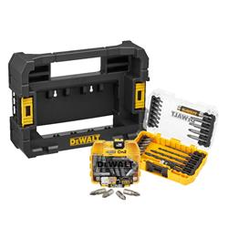 Dewalt  50 Piece Combination Screwdriving and Drill Bit Set & Caddy