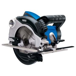 Draper 56791 185mm Laser Guided Circular Saw - 240v