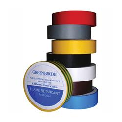 Greenbrook IT1933ALL Insulation Tape Multipack 19mm x 33m